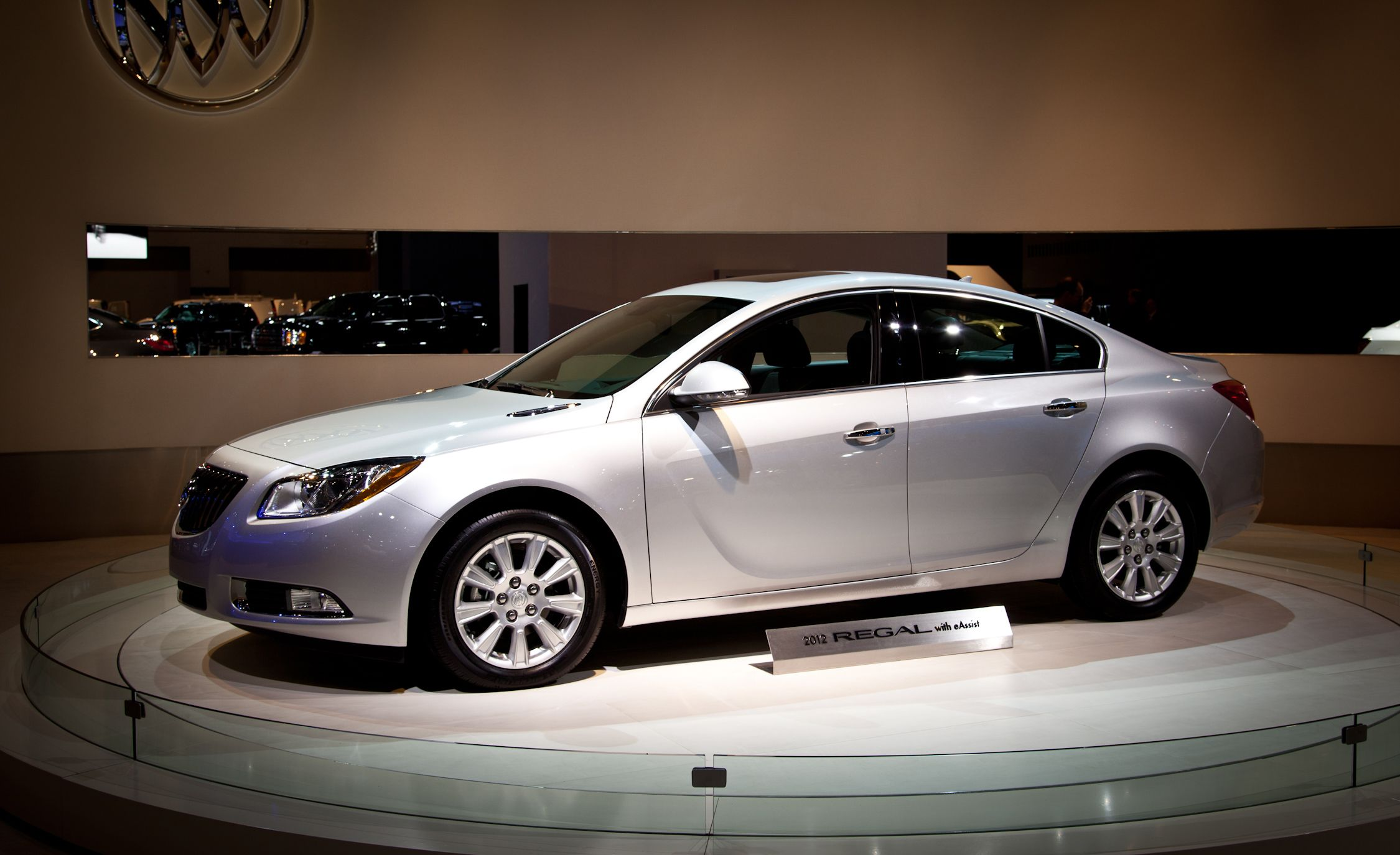 2012 Buick Regal eAssist Official Photos and Info