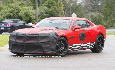 Supercharged 2012 Chevrolet Camaro May Not Be Called Z28