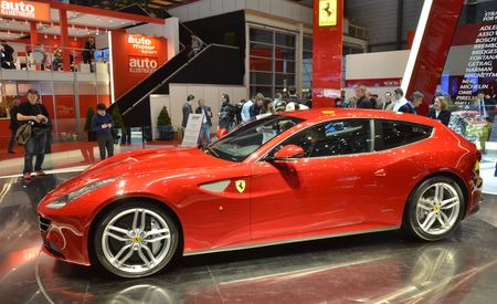 2012 Ferrari FF Official Photos and Info