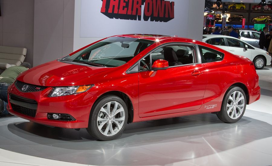 2012 Honda Civic / Civic Hybrid / Civic Si Official Photos and Info