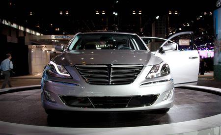 2012 Hyundai Genesis / Genesis 5.0 R-Spec Official Photos and Info
