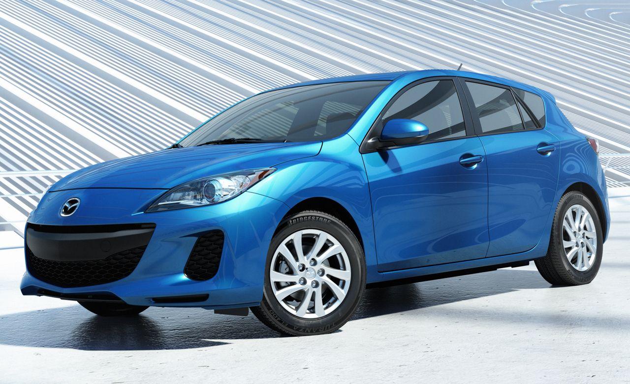 2012 Mazda 3 to Get Face Lift, 163-hp SKYACTIV Engine