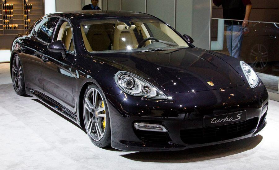 2012 Porsche Panamera Turbo S News Car And Driver