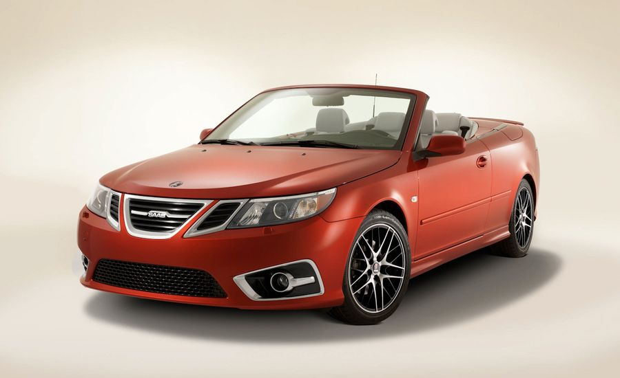 2012 Saab 9-3 Griffin Official Photos and Info