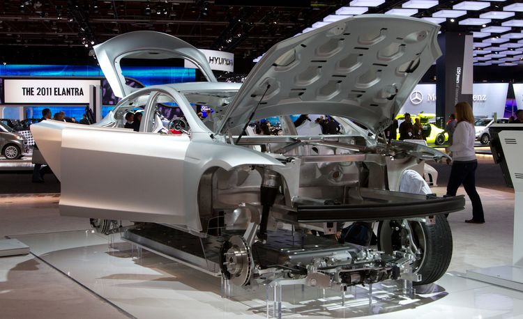 2012 Tesla Model S Electric Sedan