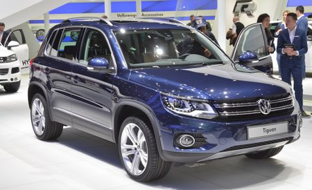 2012 Volkswagen Tiguan Official Photos and Info