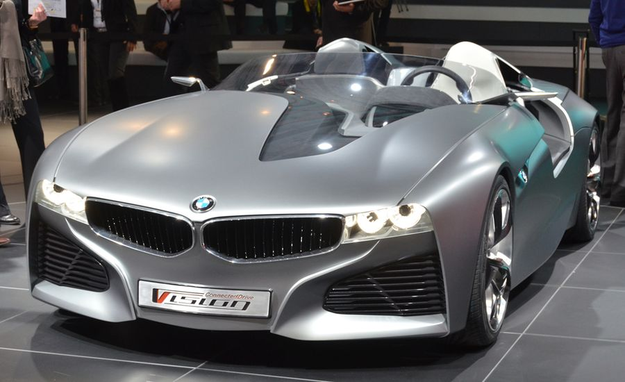 BMW Vision ConnectedDrive Concept Photos and Info – Car and Driver
