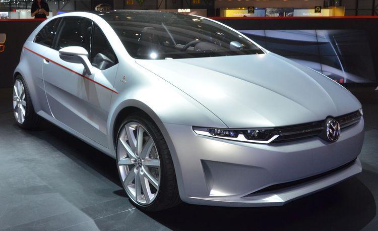 Italdesign Giugiaro / Volkswagen Go! and Tex Concepts