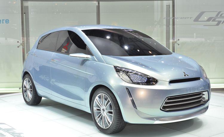 Mitsubishi Global Small Concept / e-Compact