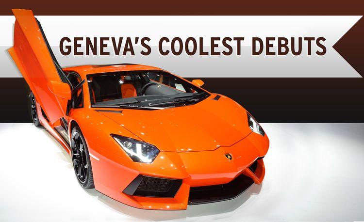 2011 Geneva Auto Show: 10 Coolest Debuts
