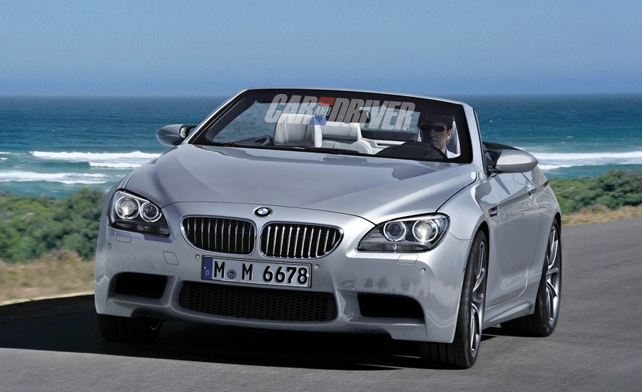 2012 bmw m6 feature car and driver. Black Bedroom Furniture Sets. Home Design Ideas