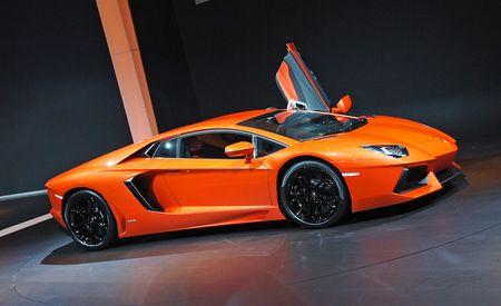 2012 Lamborghini Aventador LP700-4 Debuts @ 2011 Geneva Auto Show