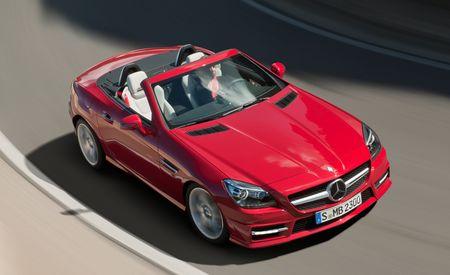 2012 Mercedes-Benz SLK-class