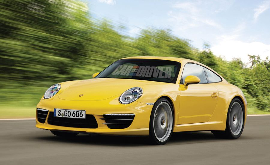 2012 Porsche 911 (991)