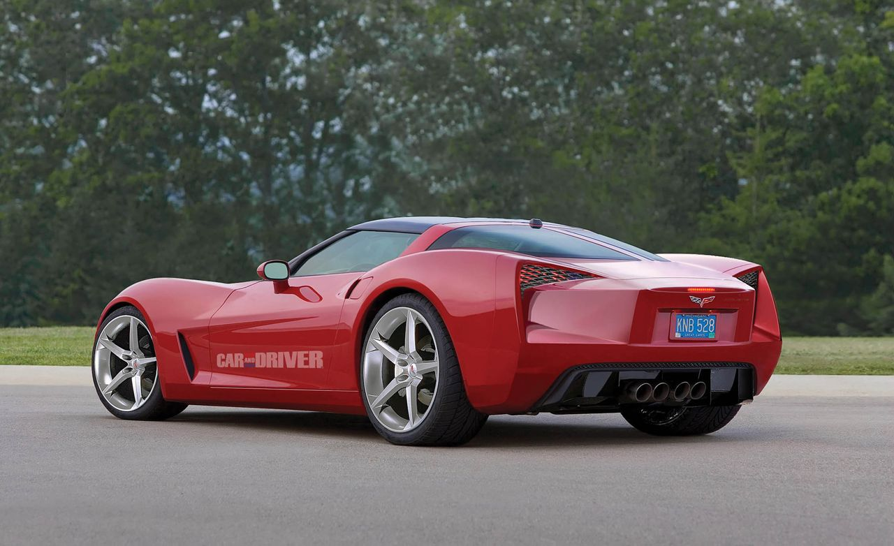 2013 Chevrolet Corvette (C7) – Feature – Car and Driver