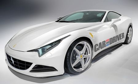2013 Ferrari 599 Replacement