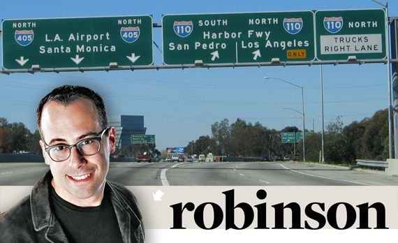 Aaron Robinson: In California, You Don't Have to Pay the Man—if You Know the Code