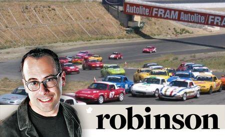 Aaron Robinson: Extended Metaphor Alert!