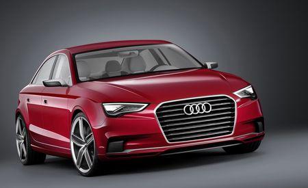 Audi A3 Concept Debuts @ 2011 Geneva Auto Show