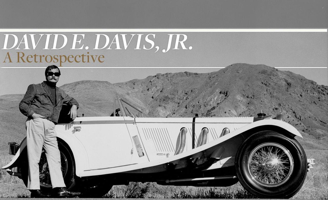 David E. Davis, Jr., A Retrospective