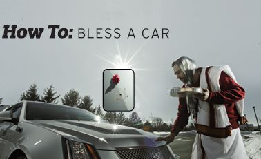 How To: Bless a Car