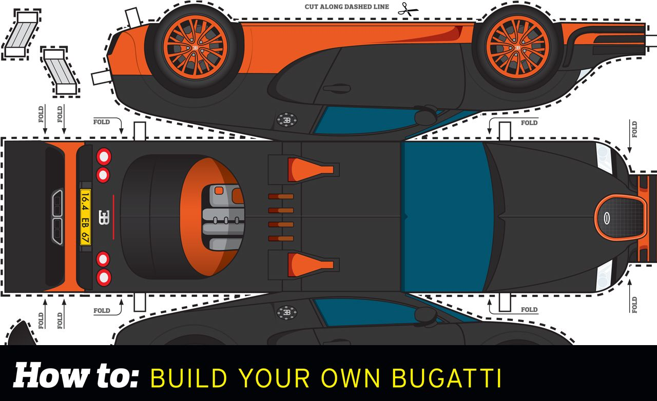 How to: Build Your Own Bugatti