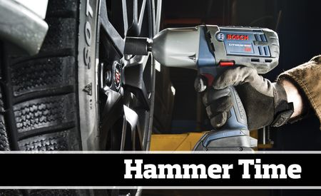 Impact-Wrench Comparison: Seven Electric Models Tested