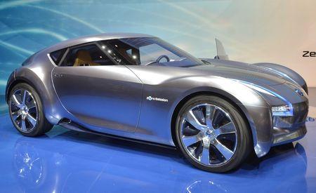 Nissan ESFLOW Concept Debuts @ 2011 Geneva Auto Show