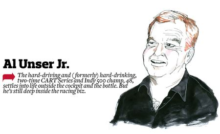 What I'd Do Differently: Al Unser Jr.