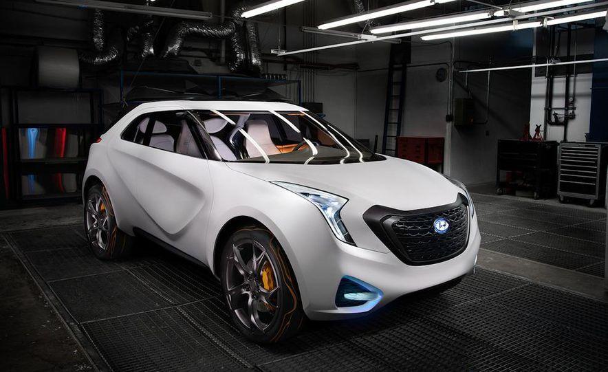 Hyundai Curb concept - Slide 14