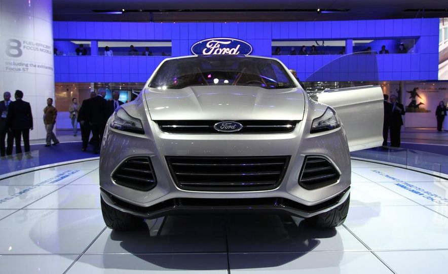 Ford Vertrek concept - Slide 1