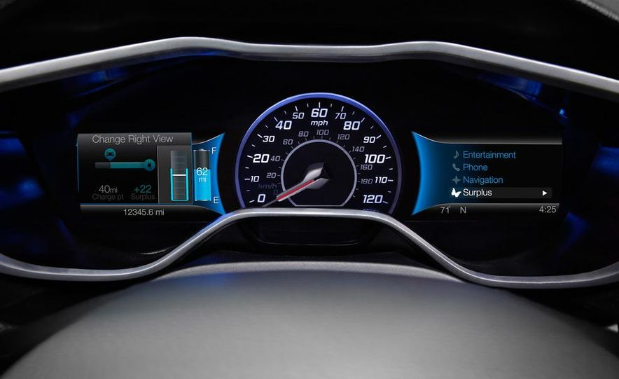 2012 Ford Focus Electric - Slide 53