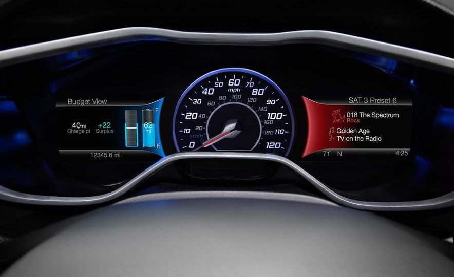 2012 Ford Focus Electric - Slide 57