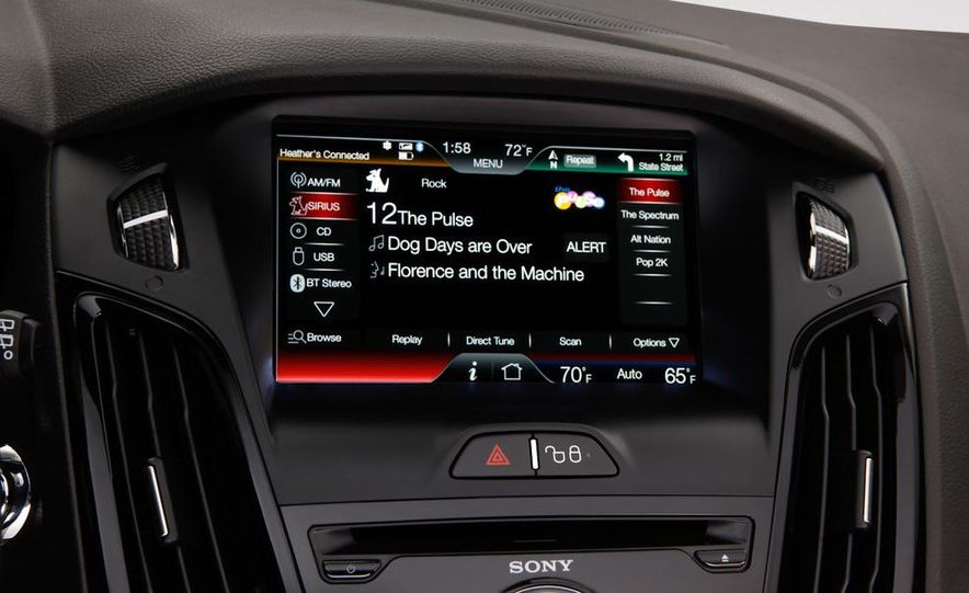 2012 Ford Focus Electric - Slide 18