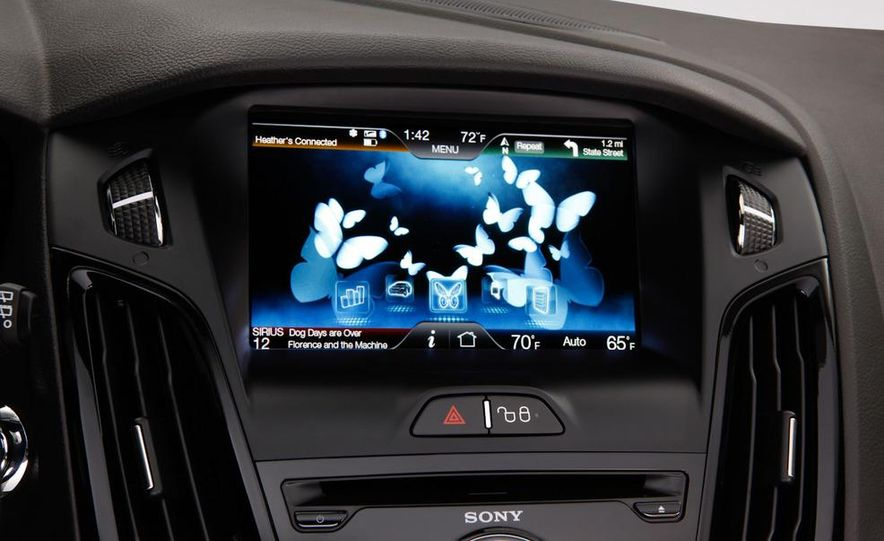 2012 Ford Focus Electric - Slide 59