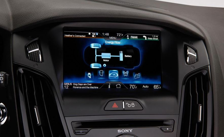 2012 Ford Focus Electric - Slide 61