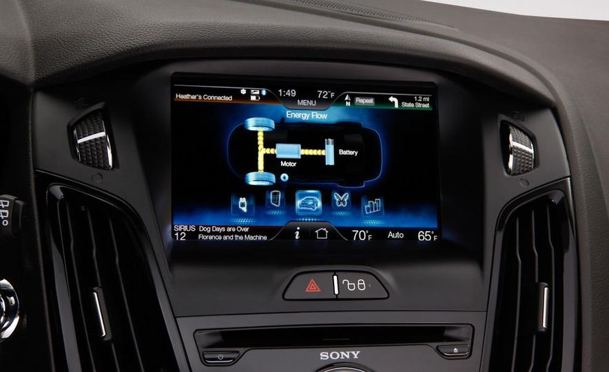 2012 Ford Focus Electric - Slide 62