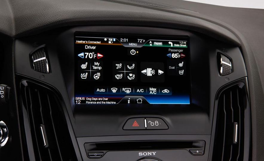 2012 Ford Focus Electric - Slide 66