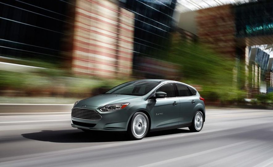 2012 Ford Focus Electric - Slide 15