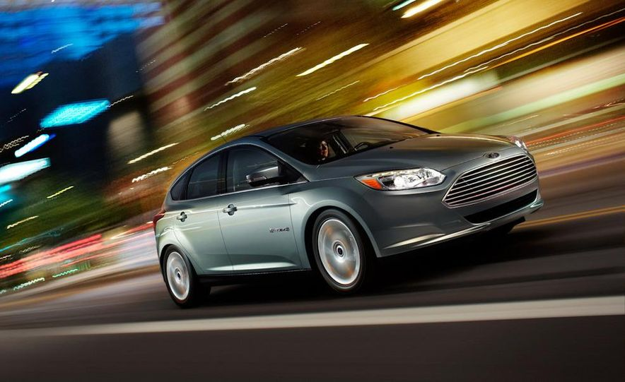 2012 Ford Focus Electric - Slide 19