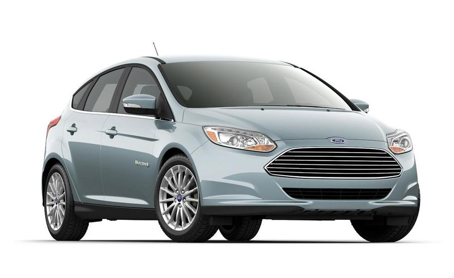 2012 Ford Focus Electric - Slide 28