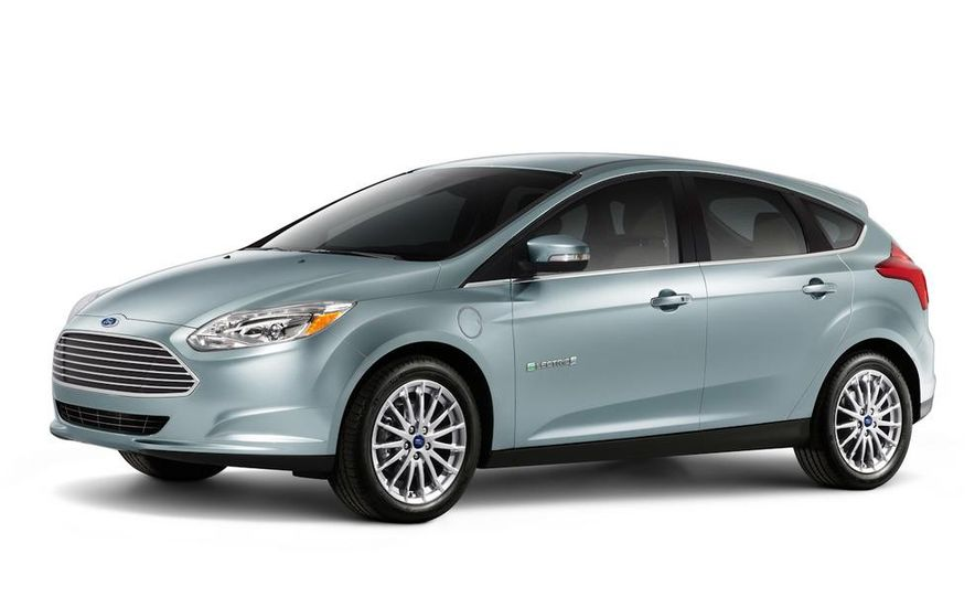 2012 Ford Focus Electric - Slide 29