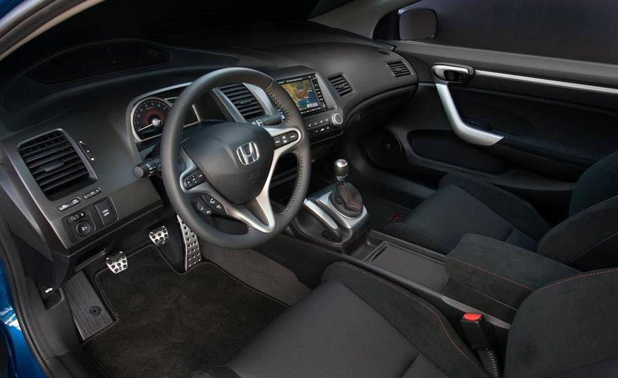 2012 Honda Civic Si coupe concept - Slide 41