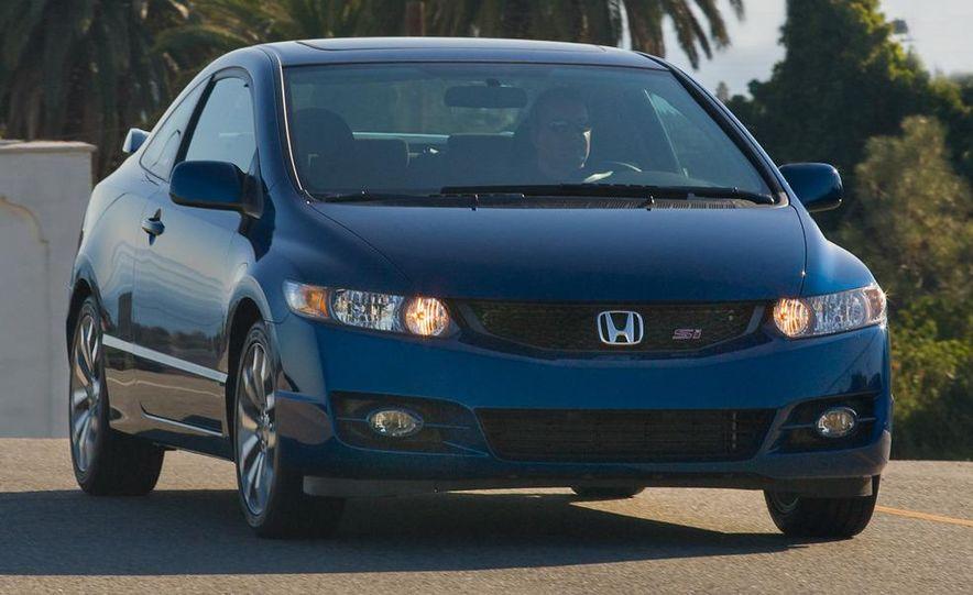2012 Honda Civic Si coupe concept - Slide 38