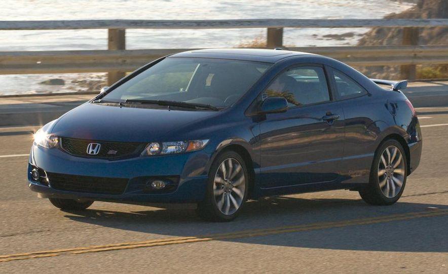 2012 Honda Civic Si coupe concept - Slide 39