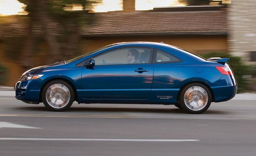 2012 Honda Civic Si coupe concept - Slide 40