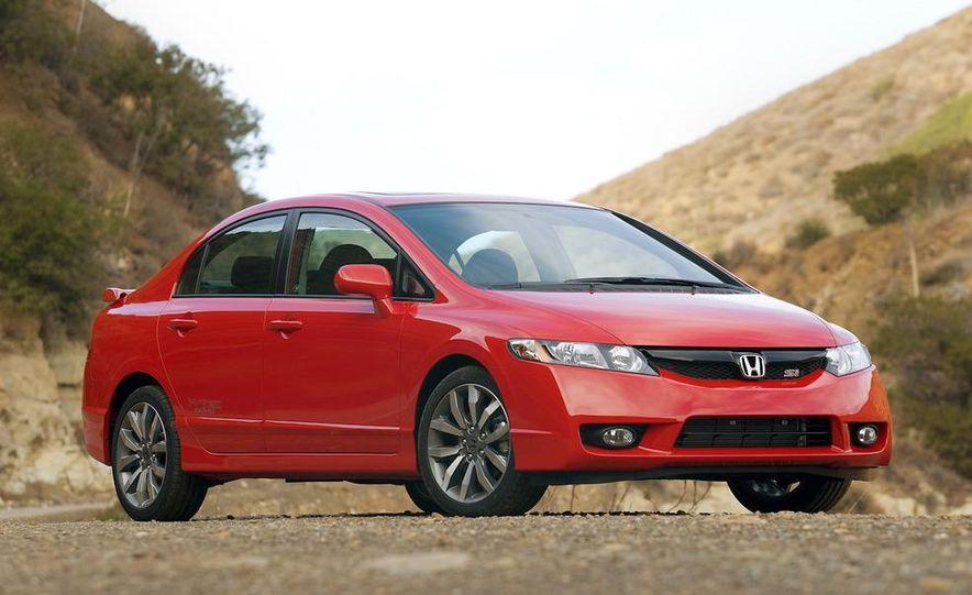 2012 Honda Civic Si coupe concept - Slide 44