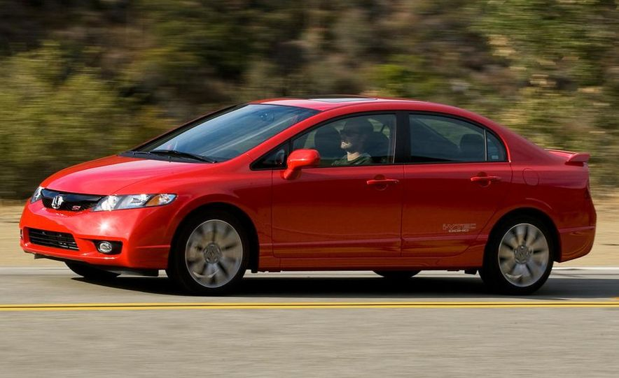 2012 Honda Civic Si coupe concept - Slide 45