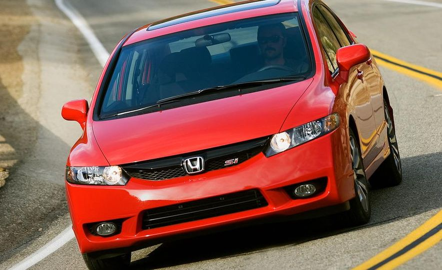 2012 Honda Civic Si coupe concept - Slide 46