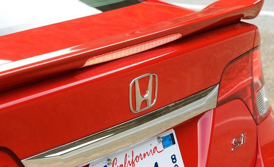 2012 Honda Civic Si coupe concept - Slide 50